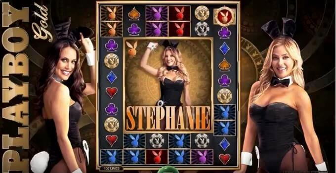 Playboy Gold Slot Microgaming