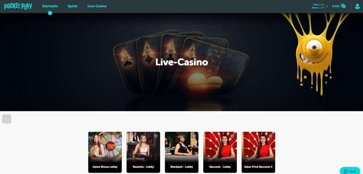 pocket-play-live-casino