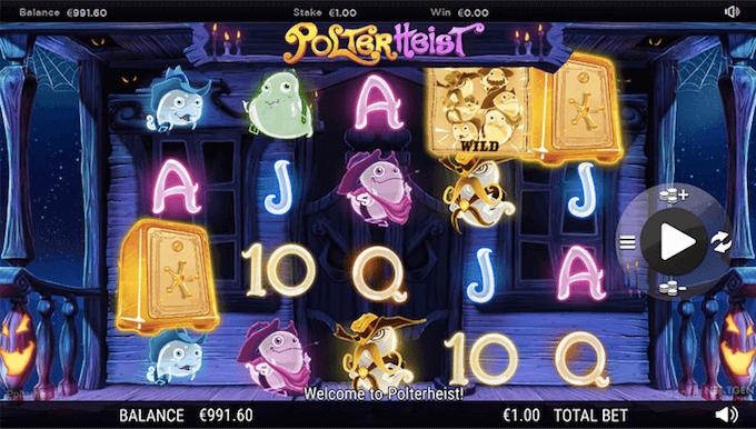 Polterheist Slot NextGen