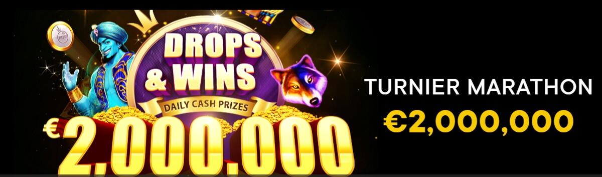 Casino Universe Drops