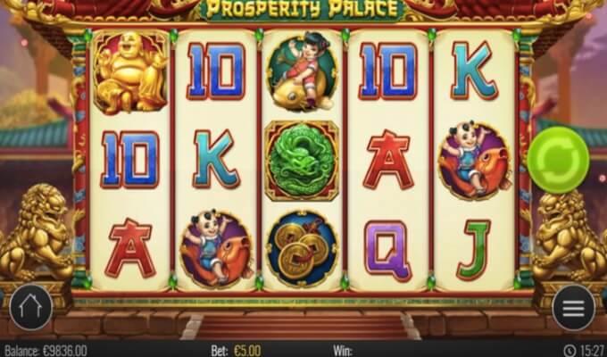 Prosperity Palace Play'n GO Slot