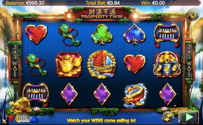 Prosperity Twin Slot NYX / NextGen