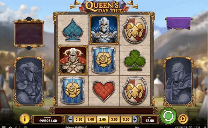 Queen's Day Tilt Play'n GO