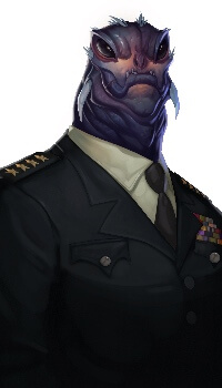 raptoids slot general alien