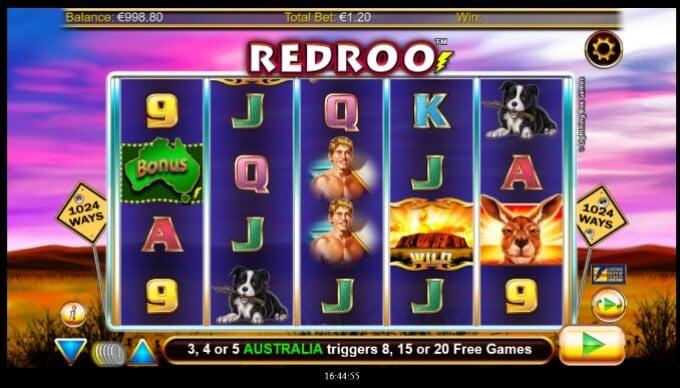 Red Roo Slot Lightning Box