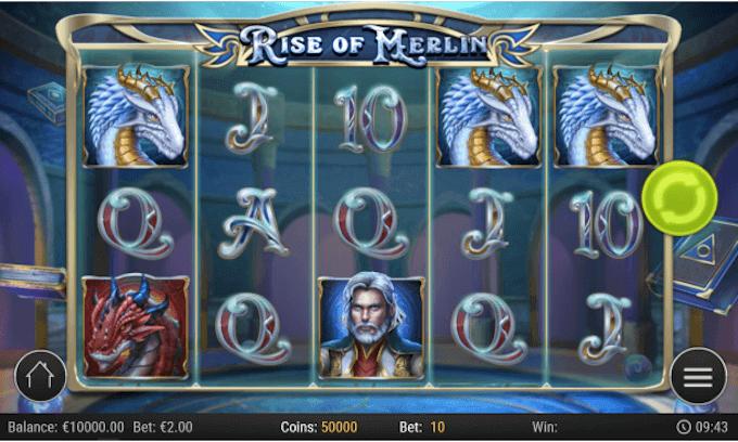 Rise of Olympus Play'n GO