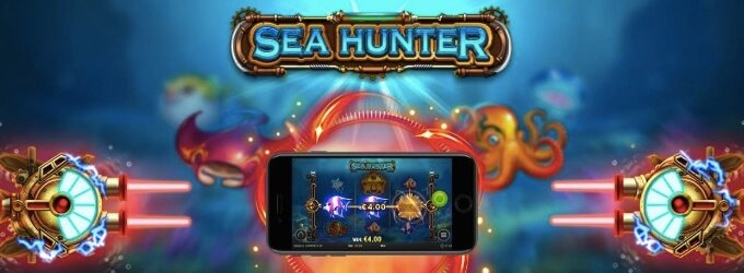Sea Hunter Play'n GO Mobile