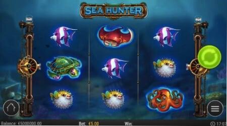Sea Hunter Play'n GO Slot