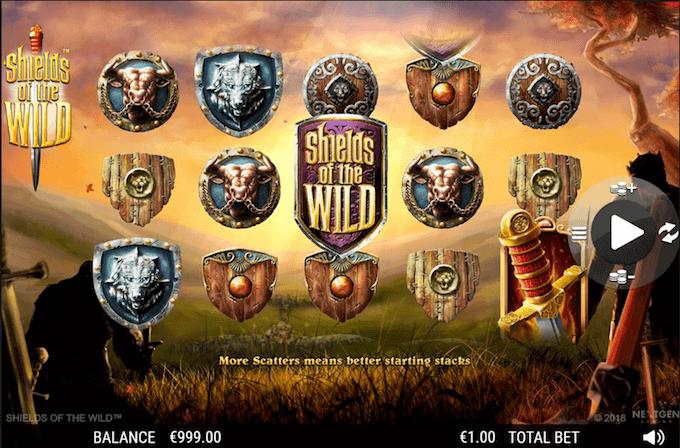 Shields of the Wild NextGen Slot