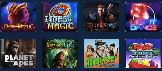 Spintropolis Spiele Slots