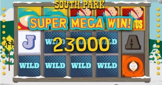 South Park Slot Bonusspiel