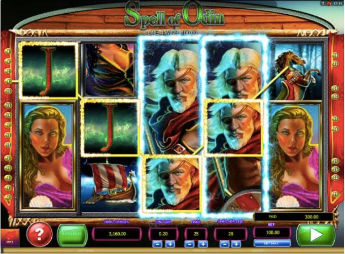 Spell of Odin 2 by 2 Gaming