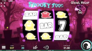 Spooky 5000 Ghost Meter Fantasma