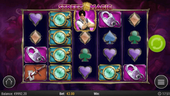 Street Magic Play'n GO