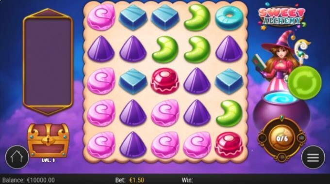 Sweet Alchemy Play'n GO