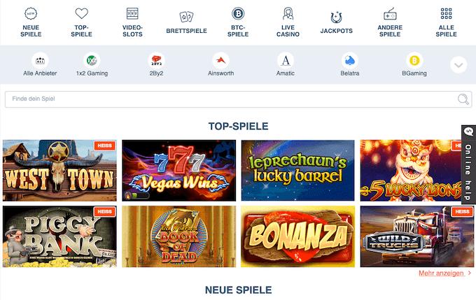 Syndicate Casino Spiele