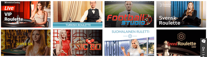 Syndicate Live Casino