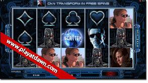 Terminator 2 Video Slot