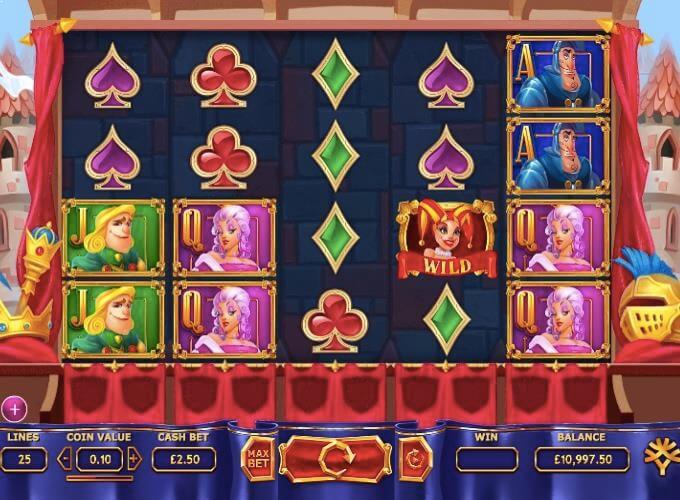 The Royal Family Slot Yggdrasil