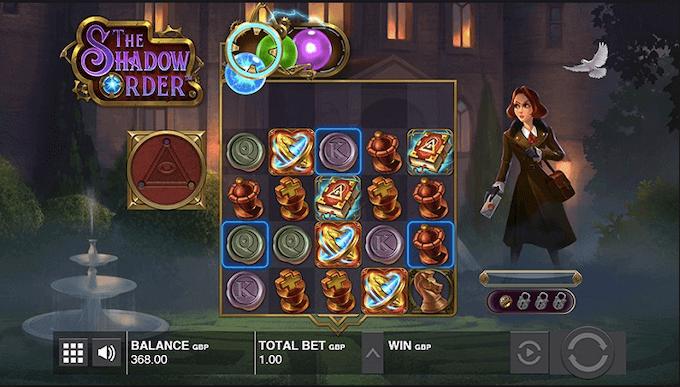The Shadow Order Push Gaming