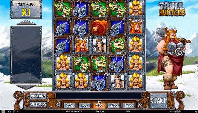 Troll Hunters Play'n GO Slot
