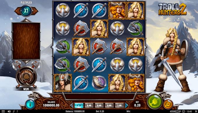 Troll Hunters 2 Slot Play'n GO
