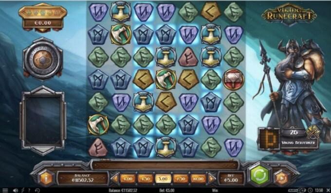 Viking Runecraft Slot Play N GO