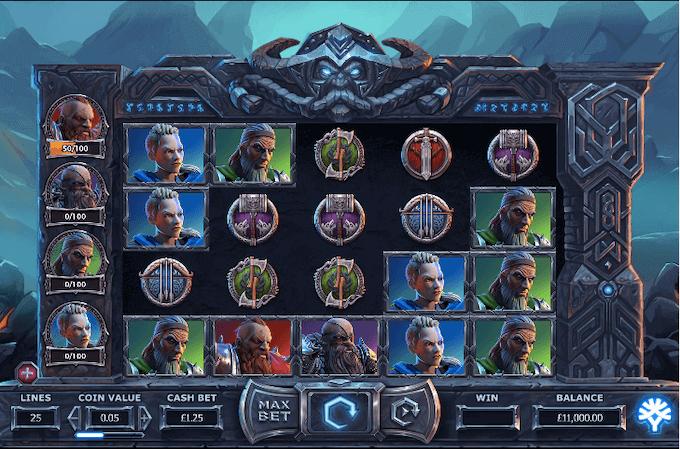 Vikings Go to Hell Yggdrasil