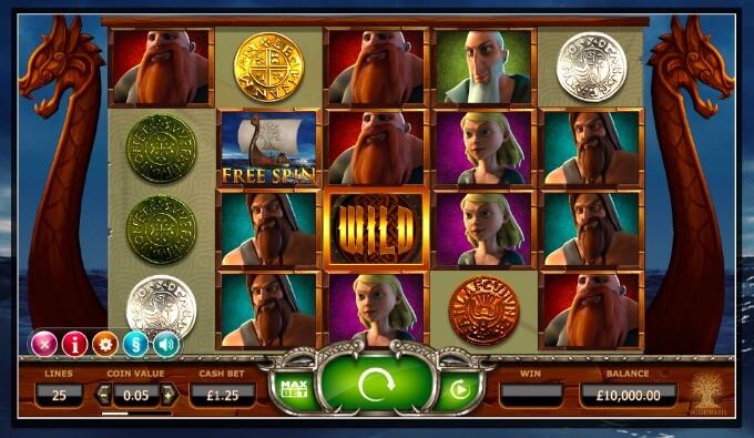 Vikings Go Wild Yggdrasil Slot
