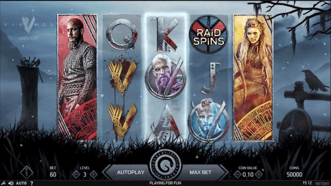 Vikings NetEnt Slot