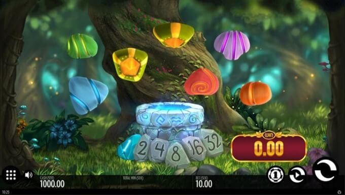 Well of Wonders Slot Thunderkick