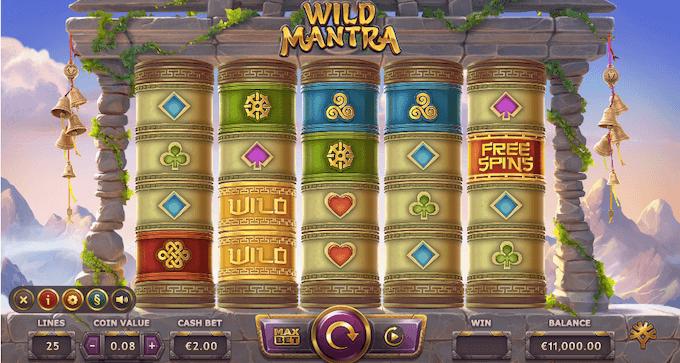 Wild Mantra Yggdrasil