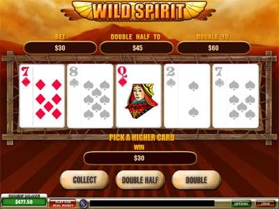 Screenshot 3, Wild Spirit Slot