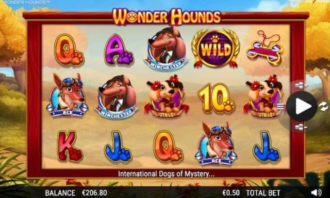 Wonder Hounds NextGen Slot