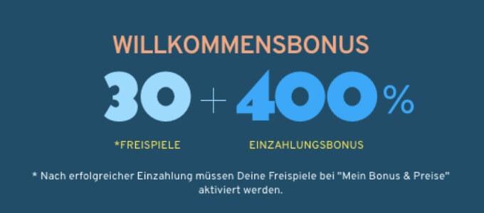 Wunderino Casino Promotion