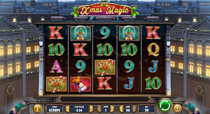 XMas Magic Play'n GO Slot