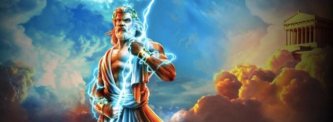 Zeus God of Thunder WMS Slot